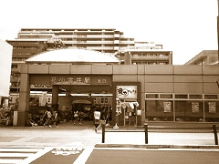 NEW花小金井(通称はなこ)駅前hanako.jpg